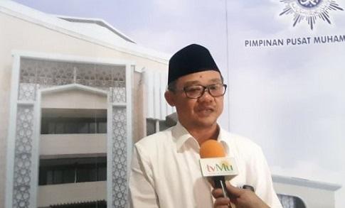 PP Muhammdiyah Pertanyakan Alasan Pemerintah Bubarkan FPI