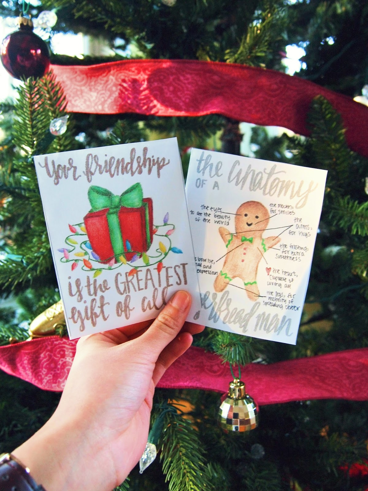 How to Make a Holiday Card Meaningful