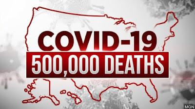 500K US Deaths Covid