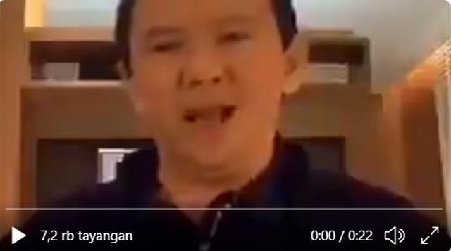 Viral Kembali Video Ahok: 7 Bulan Pertamina Gak Untung Gua Bubarin.. Ehh Sekarang Tekor 11 Triliun