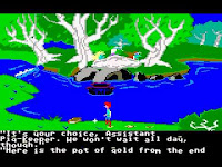 Videojuego The Black Cauldron