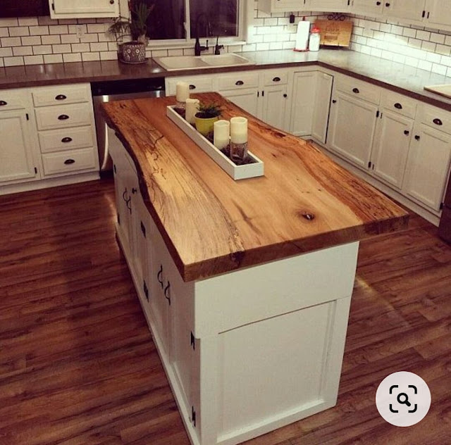 5 Model Meja Dapur Dari Kayu ini Keren Banget Untuk Anda
