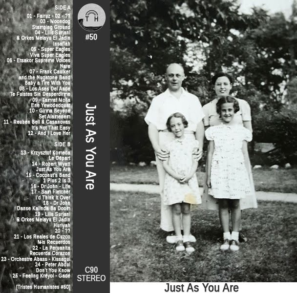 TH#50 - JUST AS YOU ARE