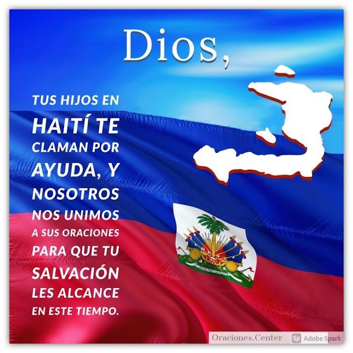 Oraciones por Haití