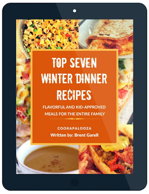 Subscribe to get my Top Seven Winter Dinner Recipes