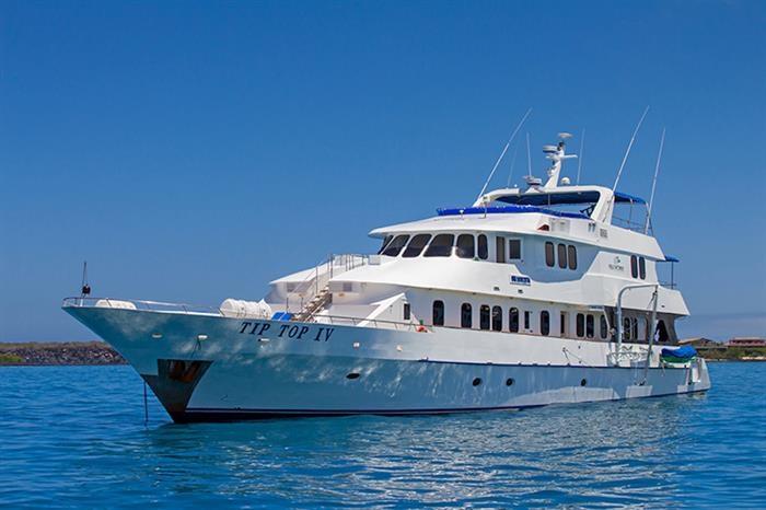 Crucero Islas Galápagos - Crucero Yate Tip Top IV