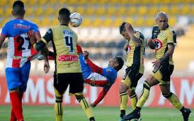 Estudiantes de Mérida se despidieron de la Copa Sudamericana