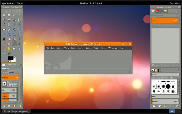 برنامج جيمب GIMP 2020