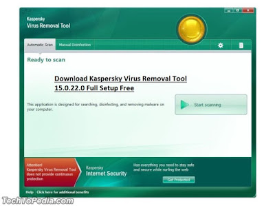 Download Kaspersky Virus Removal Tool 15.0.22.0 Full Setup Free