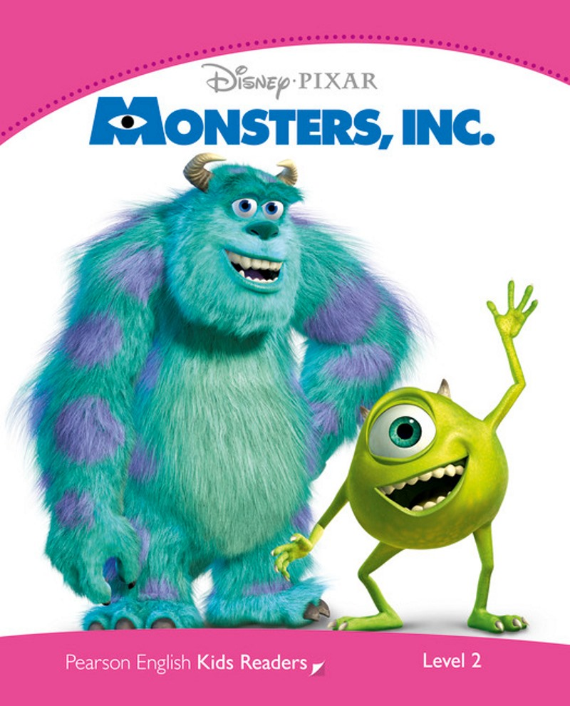 Monsters, Inc. Reader, 2nd Grade for Students