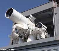 New Navy Death Ray Deployed | VIDEO