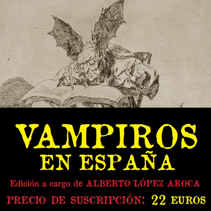 Vampiros en España