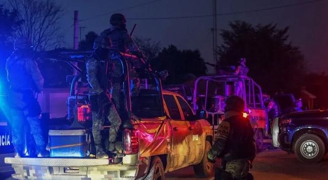 Noche de balacera Sinaloa grupos antagónicos se topan a balazos hay 3 muertos en Tepuche