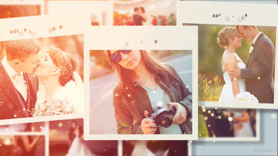 Projects - VideoHive - Wedding Slideshow - 28707064 [AEP]