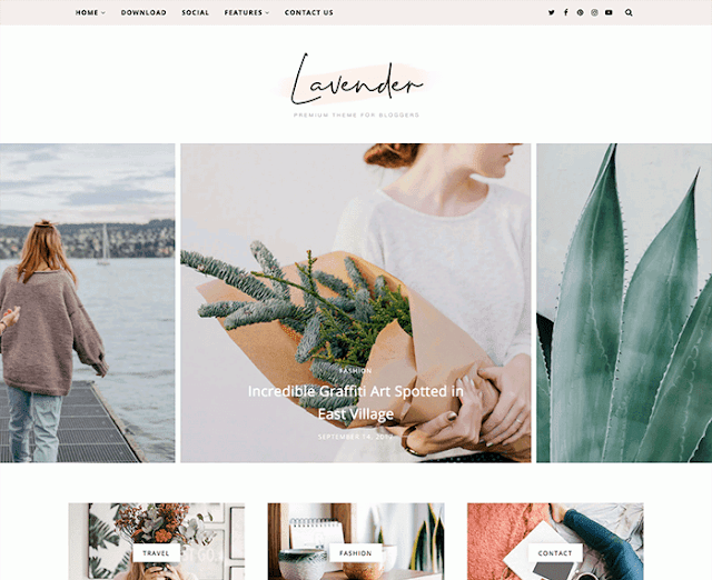 Odd themes blogger template | A Relaxed Gal