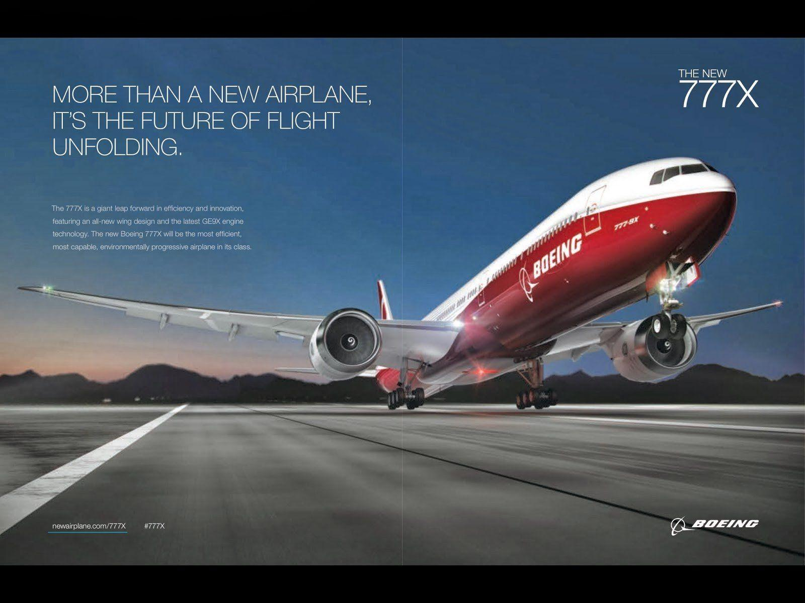 airliner aircraft airplane jet transport 777 wallpapers BOEING 777x