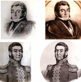 Pablo C. Ducros Hicken (1903-1969): Iconografía de San Martin - Tapa - Propósito