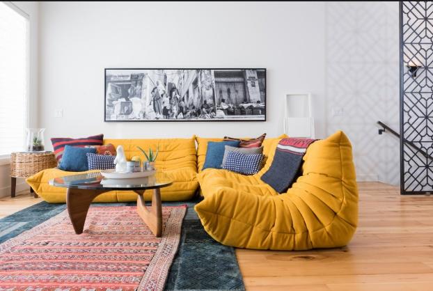 7 Nuansa Warna Kuning Untuk Bagian Interior Desain Rumah Anda