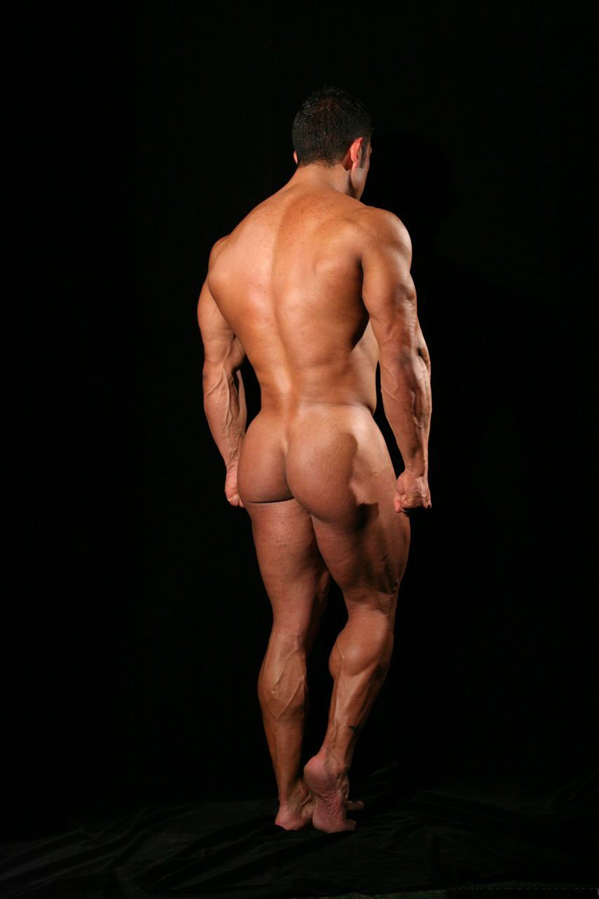 Hot Muscular Male Models