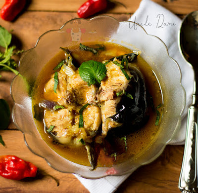 How to make cat fish pepper soup | Proud Chef