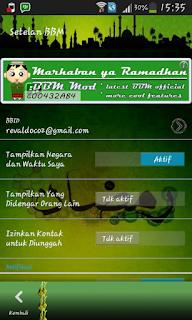 bbm mod ramadhan