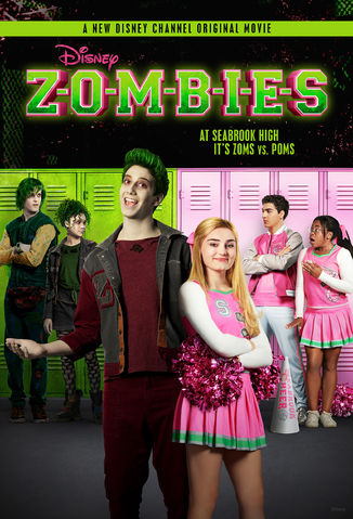 Zombies [2018] [DVDR] [NTSC] [Latino]