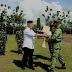 Desa Mlese Gantiwarno Pusat TMMD Sengkuyung I. Dibuka Setda Joko Sawaldi