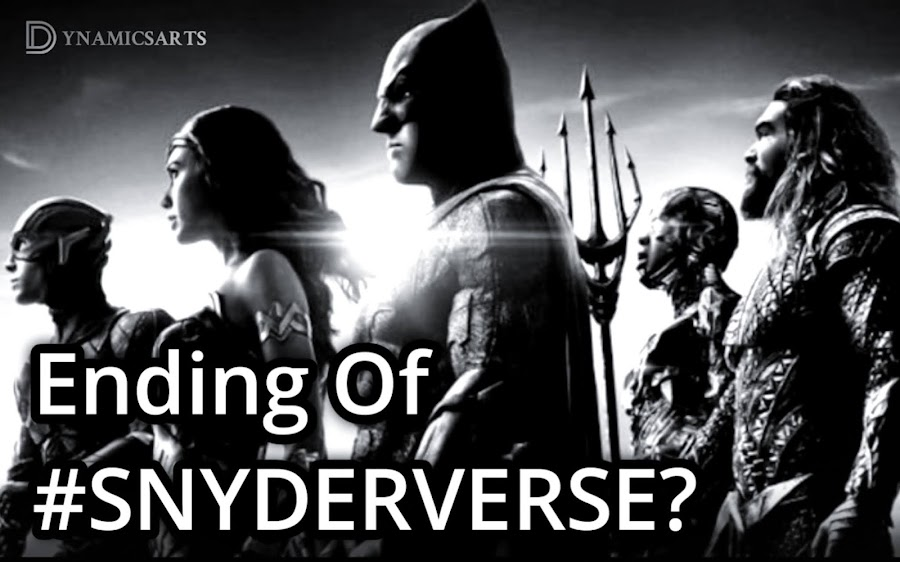Warner Bros. Reacted on Fans Justice League #SYNDERVERSE Movement