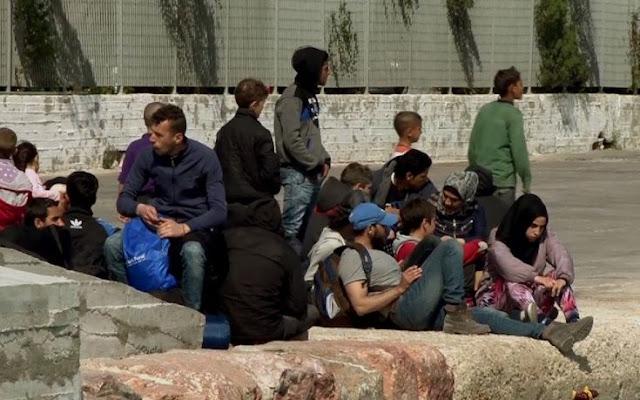 Αντιδράσεις στη Χίο για την επαναλειτουργία του κέντρου κράτησης παραβατικών μεταναστών