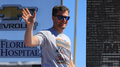 Dale Jr. Takes Bite Out of Big Apple on Wednesday