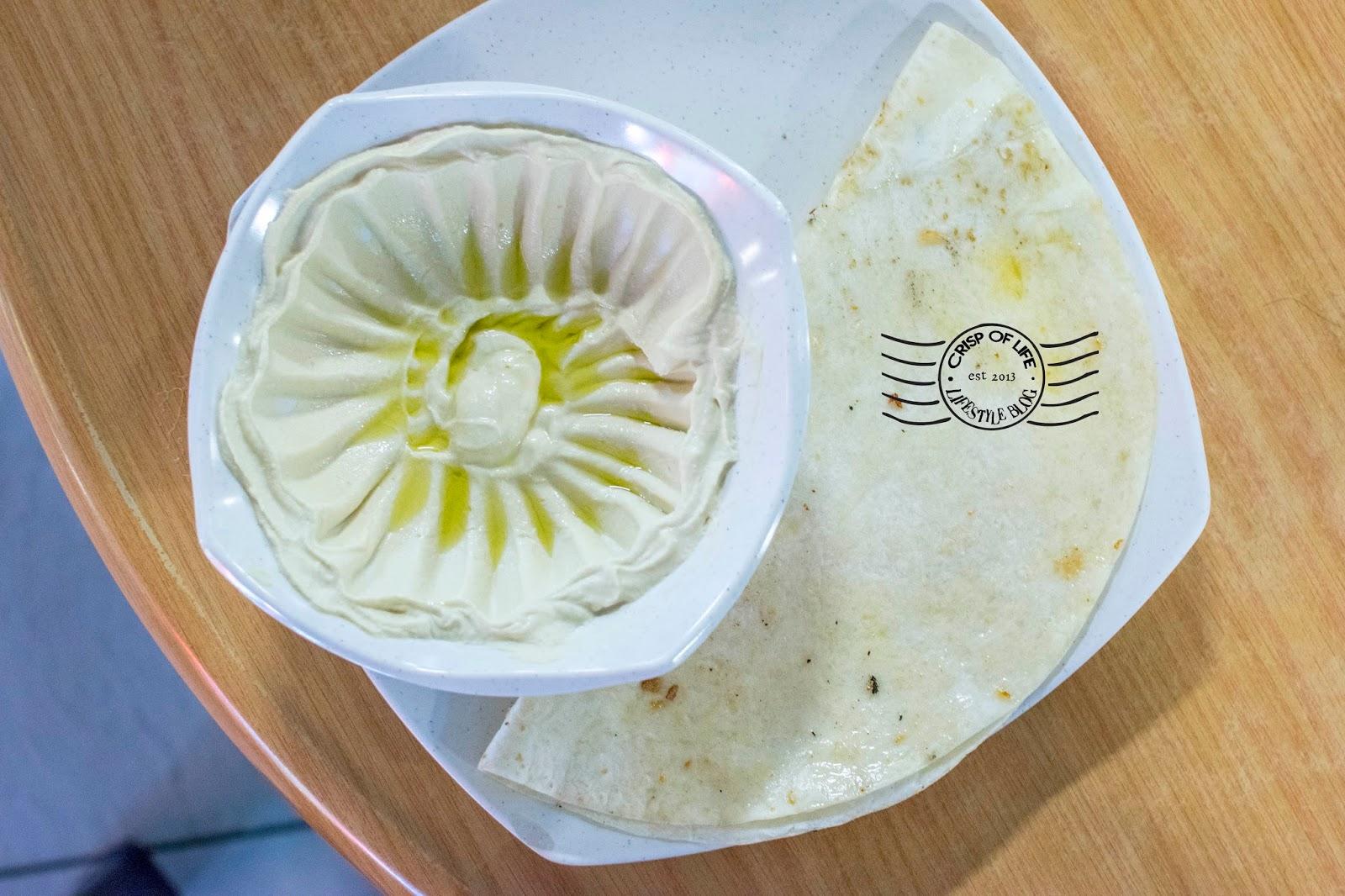 Mediterranean Levantine Cuisine Lucky Eatery Relau
