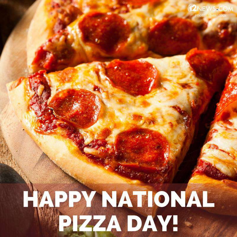 National Pizza Day Wishes for Whatsapp