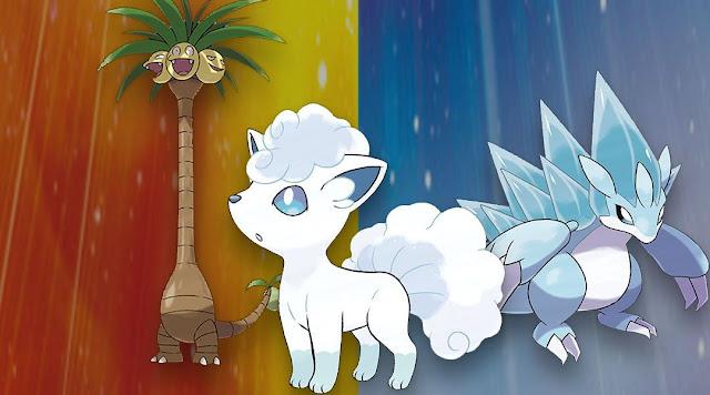 Confirmadas las formas Alola para Pokémon Shuffle en primavera