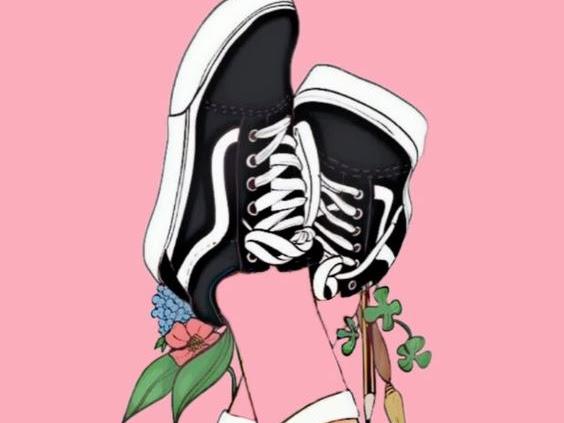 Inspirações - Little Pop of Pink