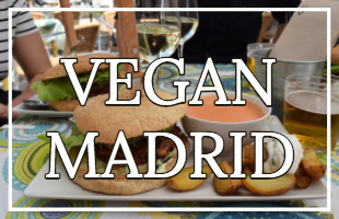 vegan madrid