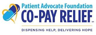 Patient Advocate Foundation Co-Pay Relief Program