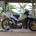 Modifikasi Motor Yamaha Vega R Road Race Kenceng