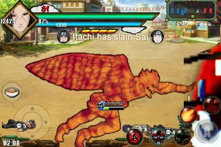 Download Sprite Senki: Itachi Et with Perfect Susanoo