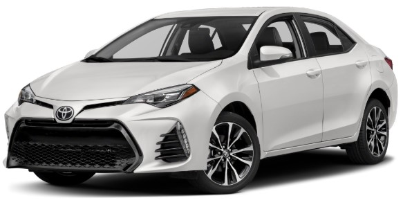 Explore the 2019 Toyota Corolla Features & Specs