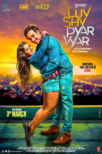 Luv Shv Pyar Vyar 2017 Hindi 480p HDRip 300mb