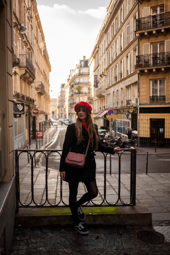 a day in Paris: Le Marais