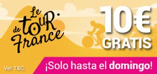 goldenpark promoción Tour Francia 22-24 julio
