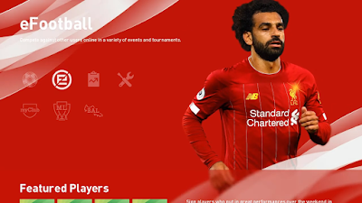 PES 2020 Liverpool FC Menu Mod by Hawke