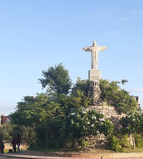 Christ the Redeemer - Seven Wonders Park kota