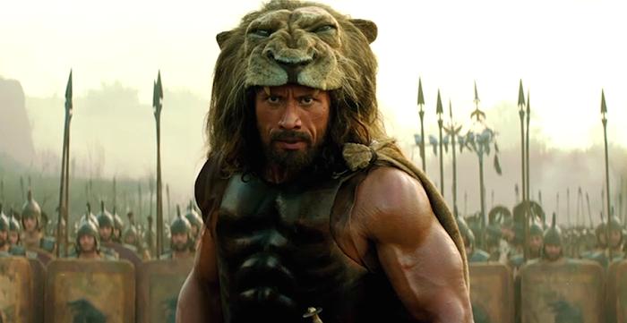 DWAYNE JOHNSON este Hercule, singurul om de care se tem zeii