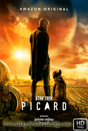 Star Trek Picard Temporada 1 [1080p] [Latino-Ingles] [MEGA]