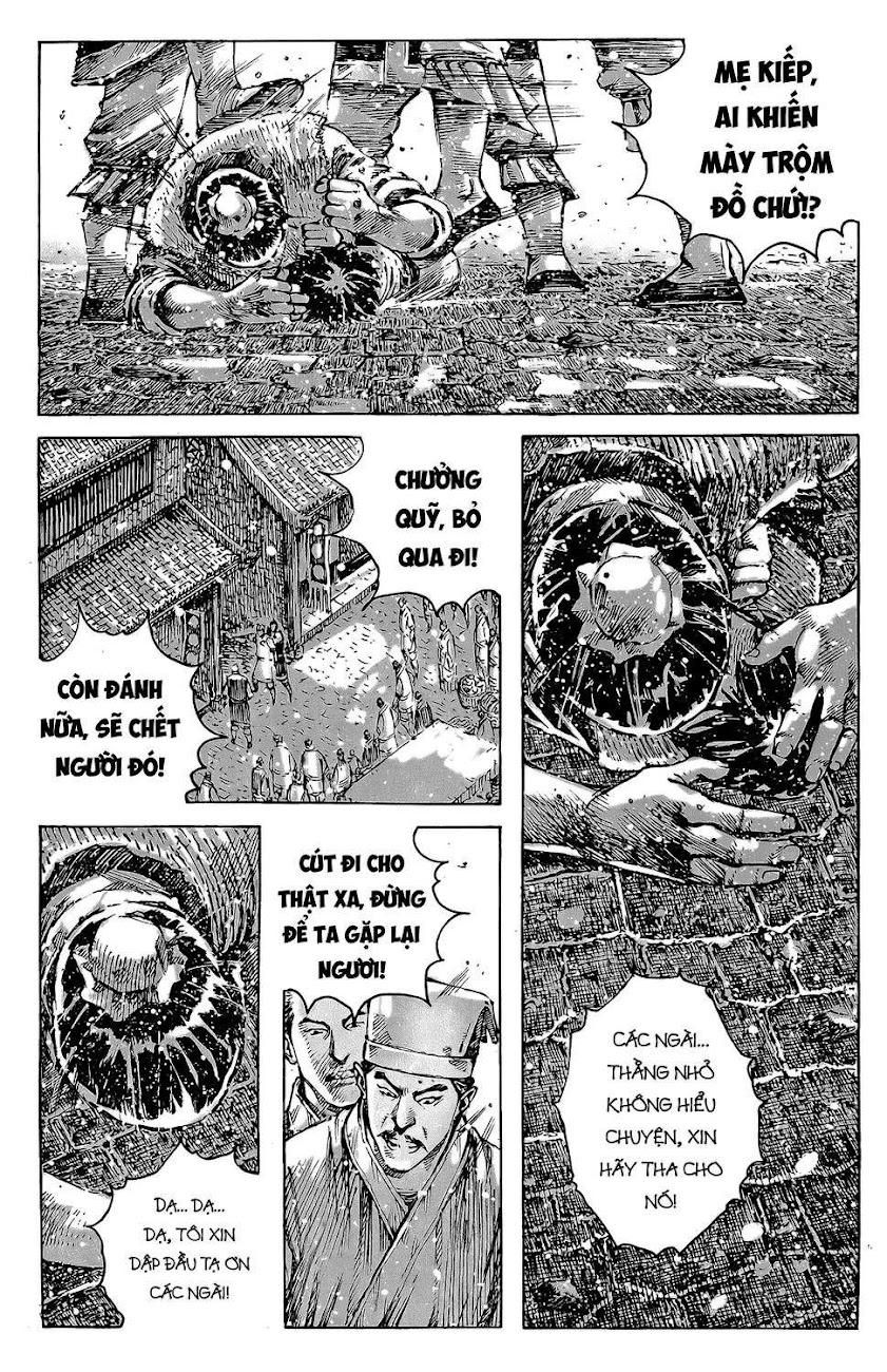 Hỏa phụng liêu nguyên Chương 395: Mất một được một [Remake] trang 3
