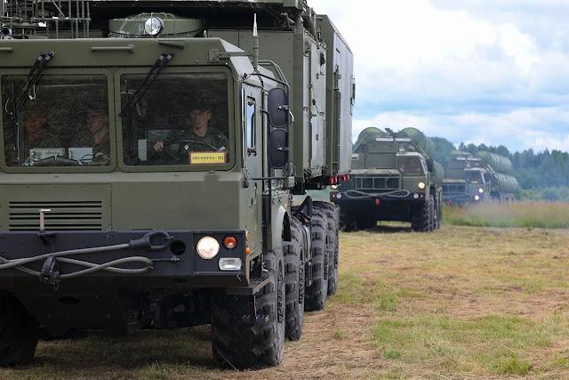 Belarus và Nga ký thỏa thuận cung cấp hệ thống phòng không tiên tiến