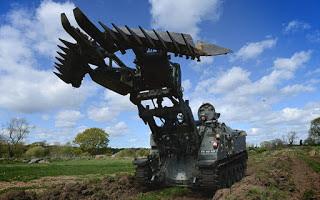 Το νέο τανκ του Βρετανικού Στρατού