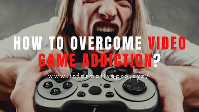 how to control video game addiction